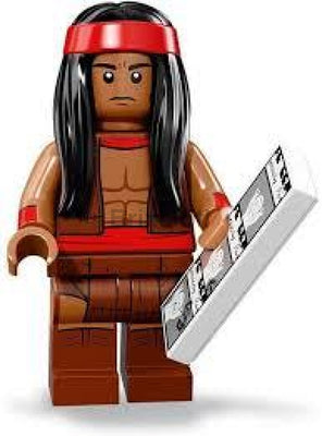 Apache Chief Minifigure