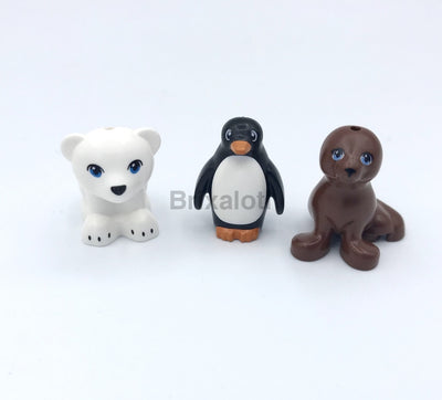 Arctic Animal Pack Animal