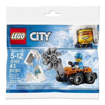 Arctic Ice Saw - 30360 Polybag