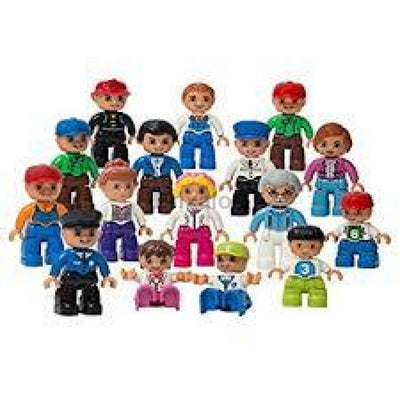 Assorted Duplo Figure Minifigure