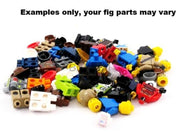 Assorted Minifigures Bulk Pack-50 Minifigure