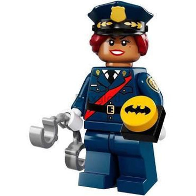 Barbara Gordon Minifigure