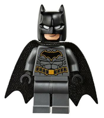 Batman - Dark Bluish Gray Suit Minifigure