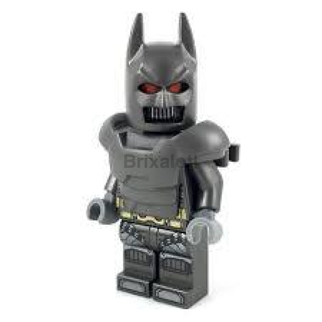 Batman Heavy Armor Minifigure