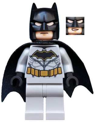 Batman - Light Bluish Gray Suit Minifigure