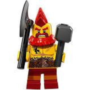 Battle Dwarf Minifigure