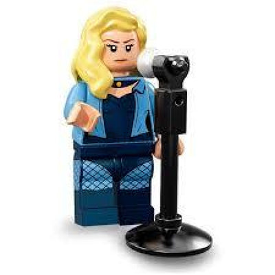 Black Canary Minifigure