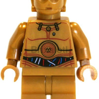 C-3Po - Colorful Wires Minifigure