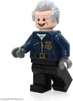Captain Stacy Minifigure