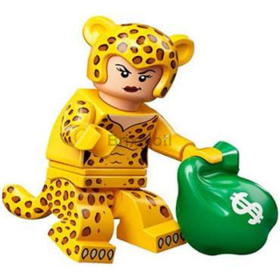 Cheetah Minifigure