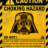 Choking Hazard Art Print 8X10 Art