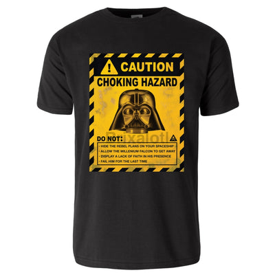 Choking Hazard T-Shirt - Adult Tshirt