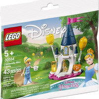 Cinderella Mini Castle - 30554 Polybag