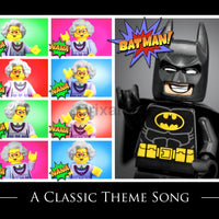 Classic Theme Song Toy Photography Art Print 8X10 Art
