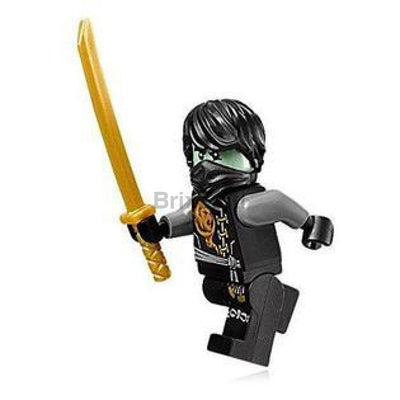 Cole Minifigure