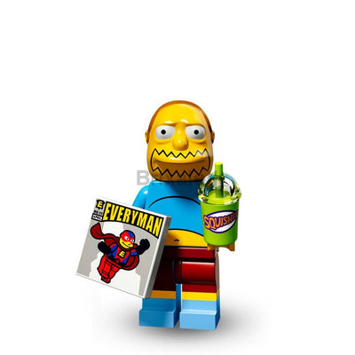 Comic Book Guy Minifigure