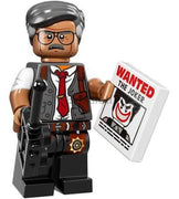 Commissioner Gordon Minifigure