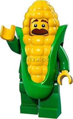 Corn Cob Guy Minifigure