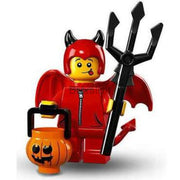 Cute Little Devil Minifigure