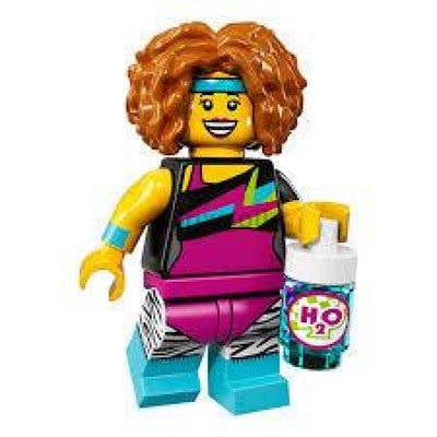 Dance Instructor Minifigure