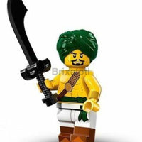 Desert Warrior Minifigure