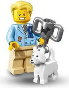 Dog Show Winner Minifigure