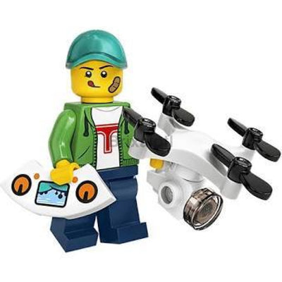 Drone Boy Minifigure