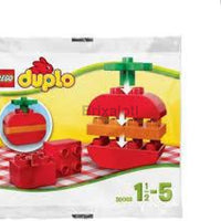 Duplo Apple - 30068 Polybag