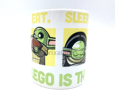 Eat Sleep Build Mug Mug