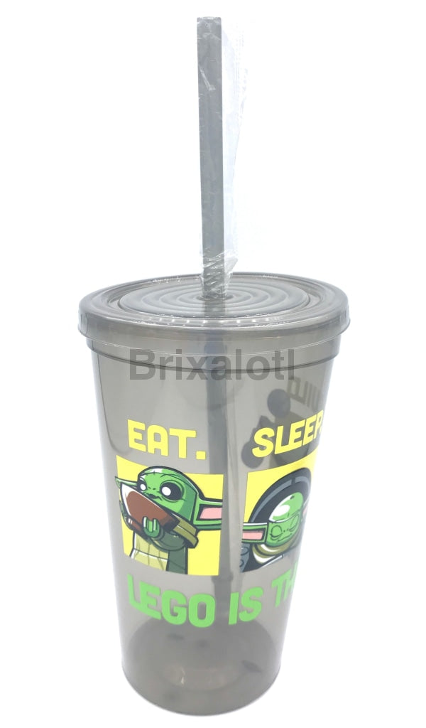 Eat Sleep Build Tumbler Just The Tumbler (Empty)