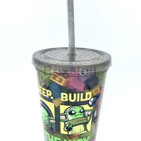 Eat Sleep Build Tumbler Tumbler
