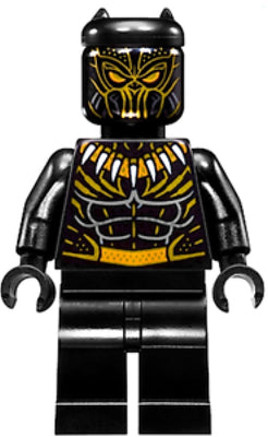 Erik Killmonger (Golden Jaguar) Minifigure