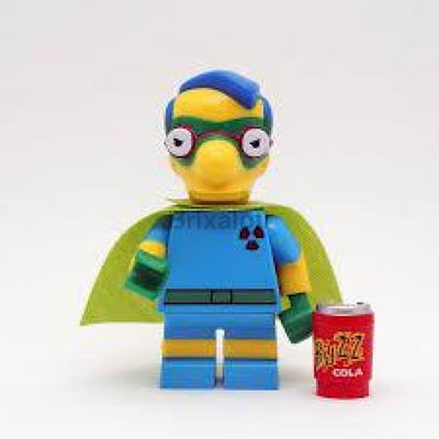 Fallout Boy Milhouse Minifigure
