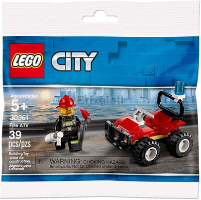 Fire Atv - 30361 Polybag