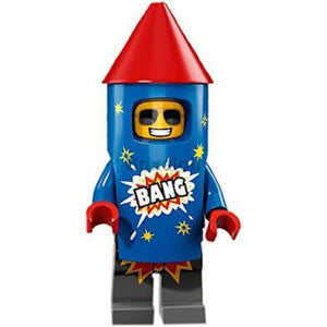 Firework Guy Minifigure