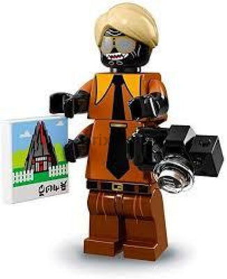 Flashback Garmadon Minfigure