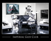 Imperial Glee Club Toy Photography Art Print 8X10 Art