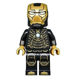 Iron Man Mark 41 Armor Minifigure