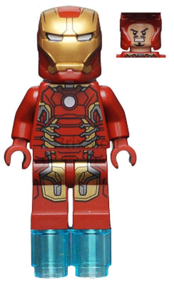 Iron Man Mark 43 Armor Minifigure