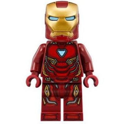Iron Man Mark 50 Armor Minifigure
