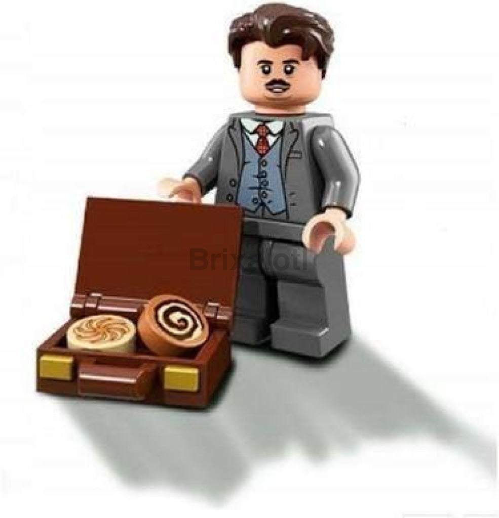 Jacob Kowalski Minifigure