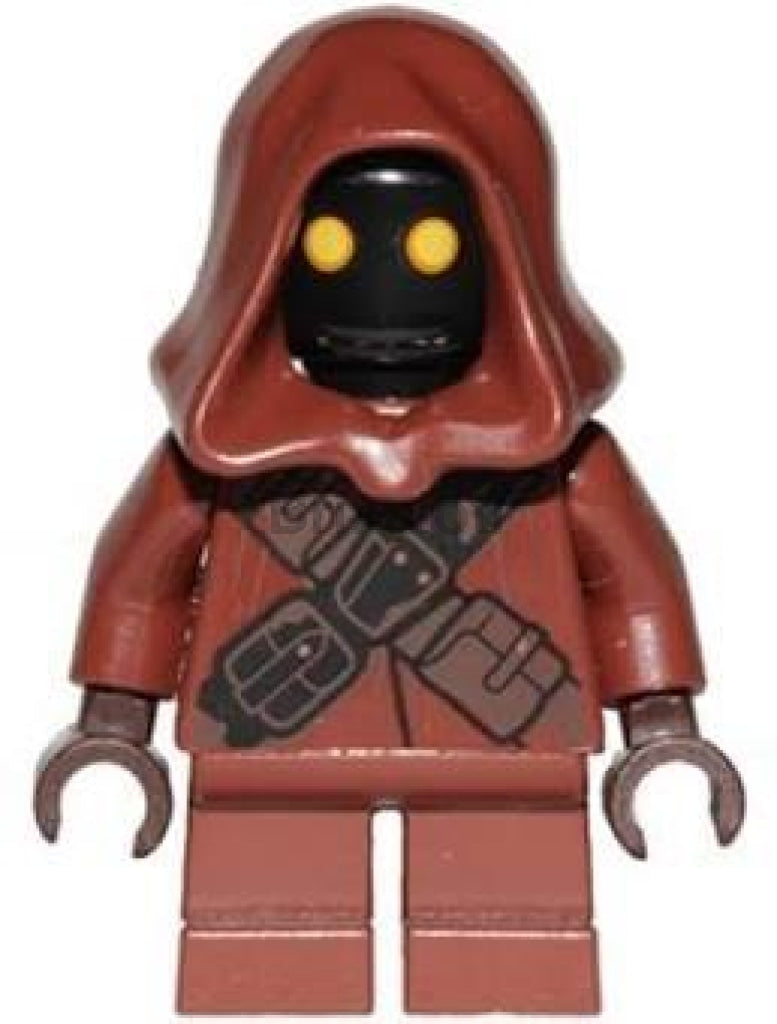 Jawa - Straps With Black Stains Minifigure