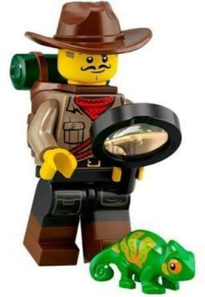 Jungle Explorer Minifigure