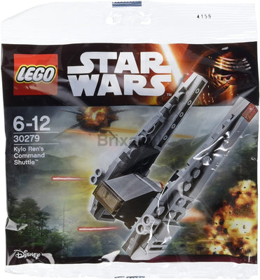 Kylo Rens Command Shuttle - 30279 Set