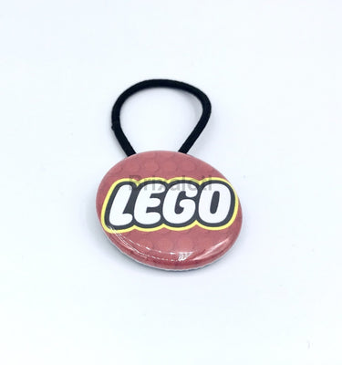 Lego Logo Ponytail Holder