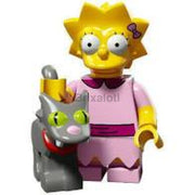 Lisa Simpson Minifigure