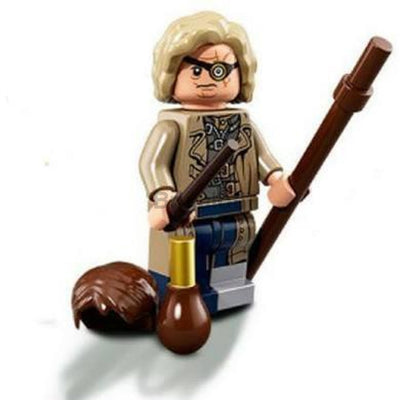 Mad-Eye Moody Minifigure
