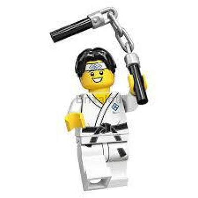 Martial Arts Boy Minifigure