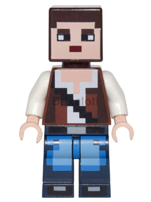 Minecraft Skin 3 Minifigure