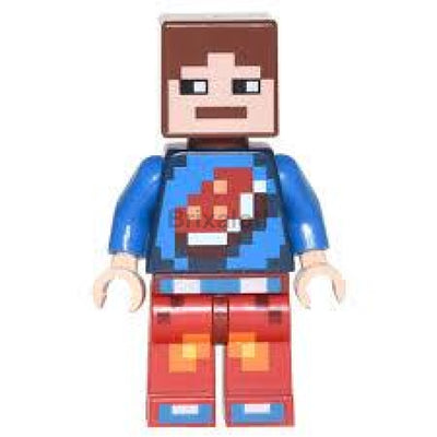 Minecraft Skin 7 Minifigure